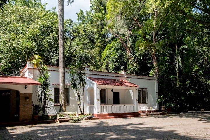 casa Otilia / Aquismon San Luis Potosi