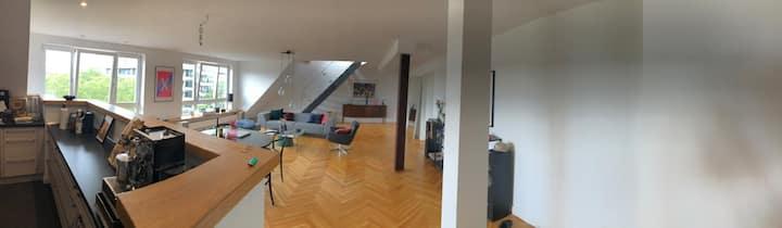Großzügige Maisonette Wohnung in Hannover Messe