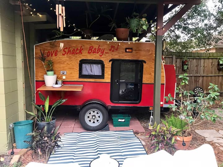 The Love Shack at The Green House Seminole Heights