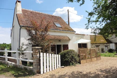 La Petite Maison de Sue - Parçay-les-Pins