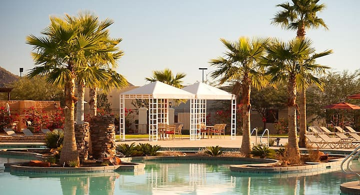 BEAUTIFUL Master 1 BR @ Cibola Vista Resort & Spa!