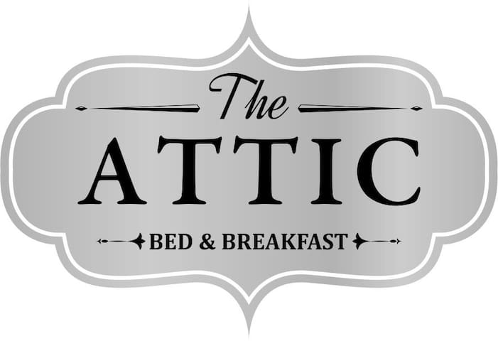 The Attic - BednBreakfast - Room