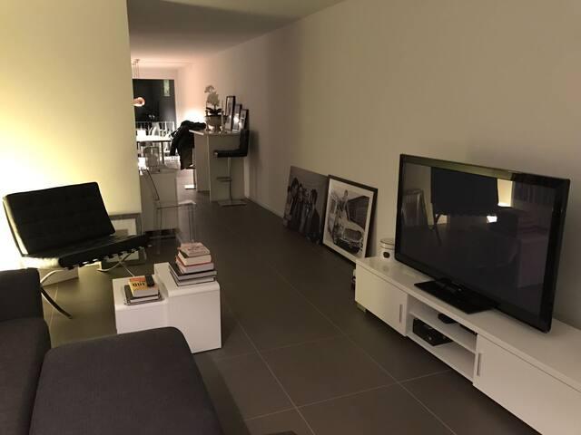 Moderne, luxuriös ausgestattete Wohnung in Seefeld - Zürih