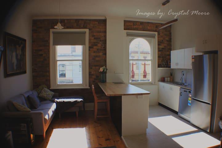 CBD Apartment on Elizabeth St in Launceston