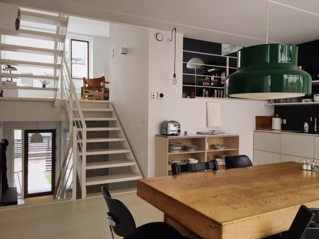 Exclusive familyhouse -  quiet and by the harbour - Copenhaga - Casa