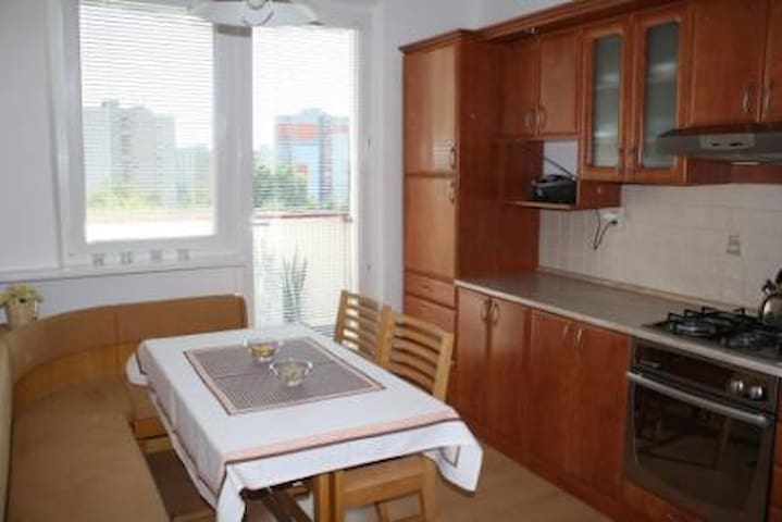 Nice 2 separate BD apt 3 min tram ride from centre