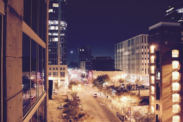 City Center Luxury - Raleigh - Apartament