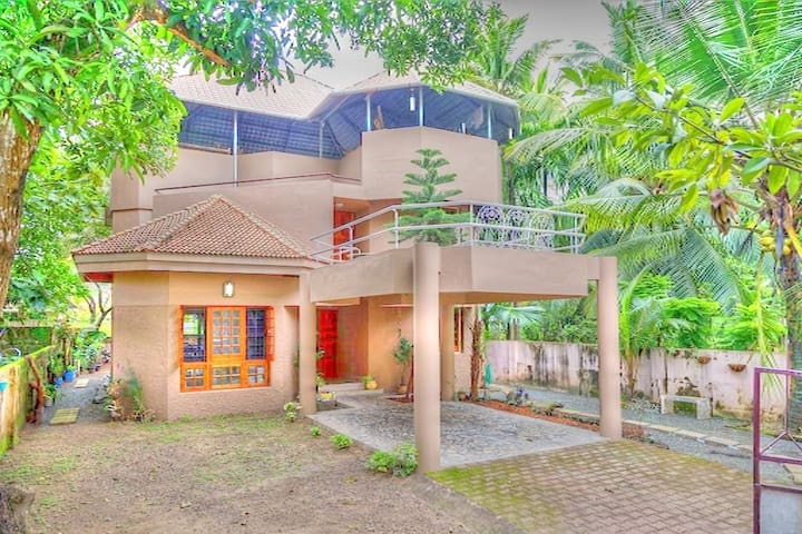 AmandaVille 4: #LuxuryRooms@BudgetPrice in Cochin - Ernakulam - Vila