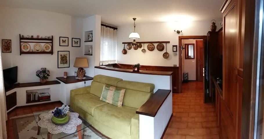 Dépendance in mezzo al verde delle Dolomiti! - Domegge di Cadore - Apartament