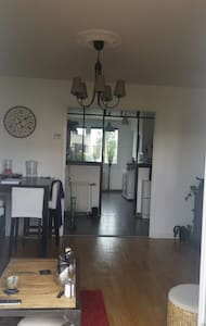 Appartement Cosy et lumineux - Feyzin - Huoneisto