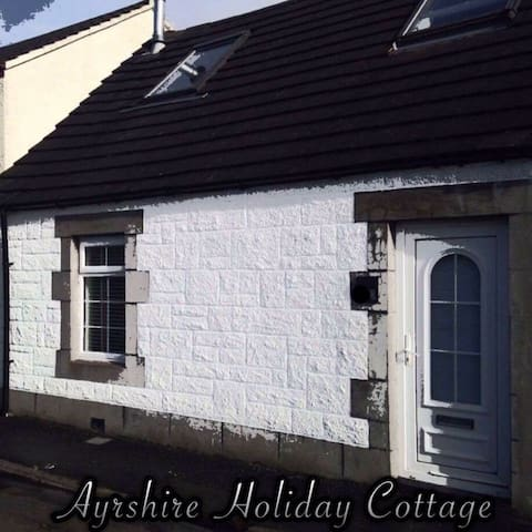 Ayrshire Holiday Cottage - Girvan - 獨棟