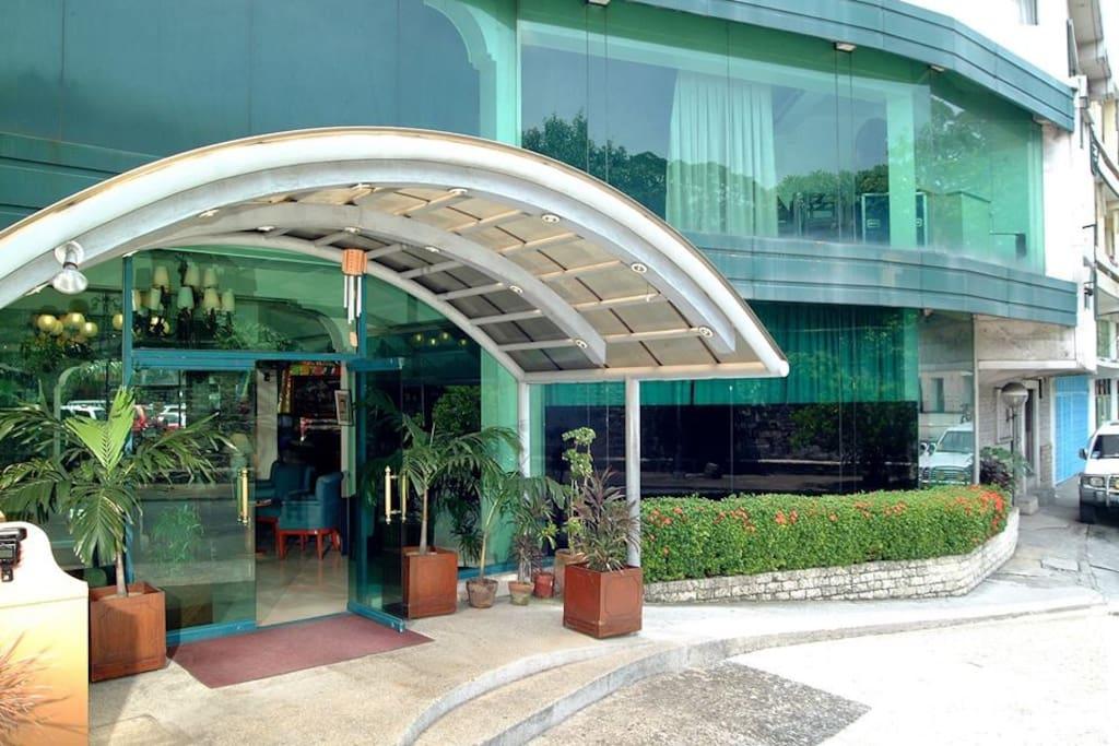The Garden Plaza Building