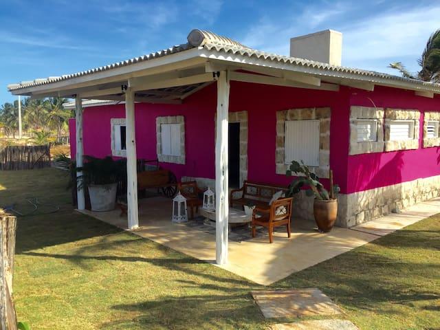 Casa Ziu, Icaraizinho Ceará Brazil - Casa de Pedra - Huis