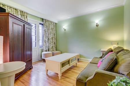 Coquet meublé rénové écolo Rosemont - Montreal - Apartamento