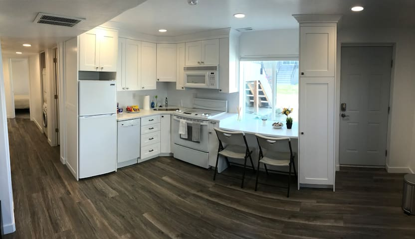 Beautiful Brand New - Private Basement Apartment