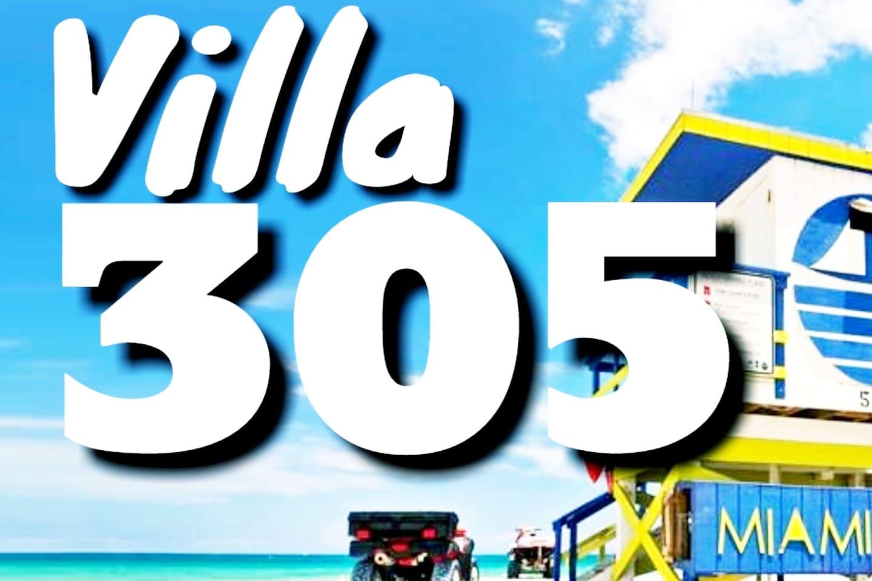 Villa 305(Women Room)Wynwood-Art District-Midtown