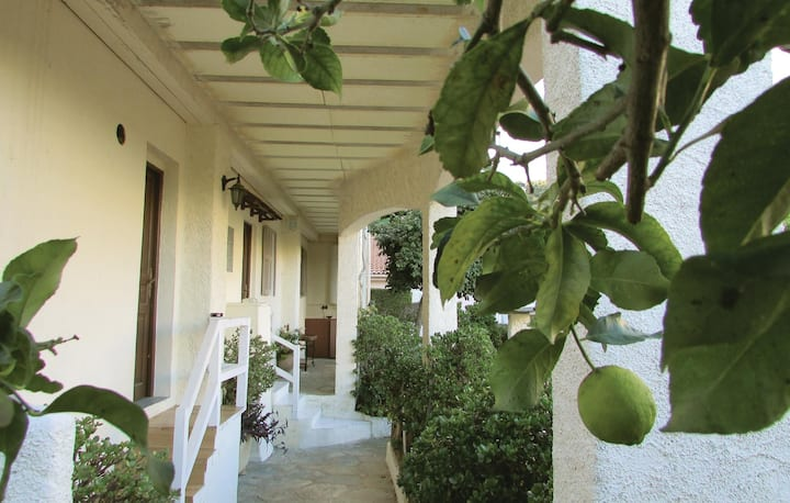 Beautiful home in Bastia with WiFi and 1 Bedrooms