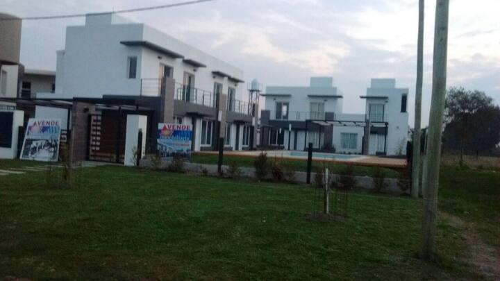 Duplex para 6 personas en Federación Norte