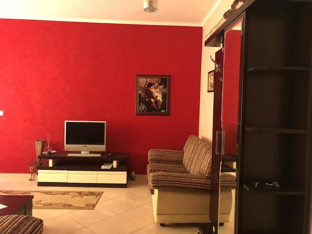 Apartment 1+1, cozy & near the Center of Tirana