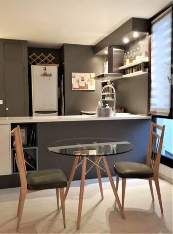 Appartement confortable et spacieux à Annecy