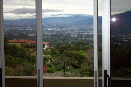 SJO Airport - Free P/U or Del-Luxury-View-Private - Alajuela