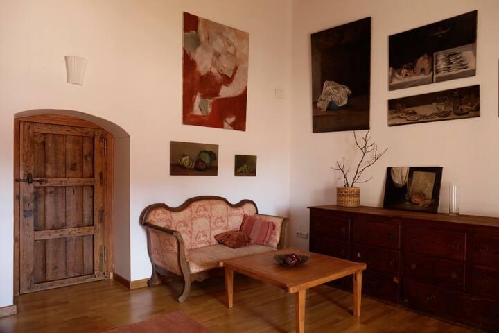 Apartamento en Casa del s.XVI