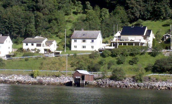 """""""Ferien bei Ulf"""" im Ferienhaus Stordal"""