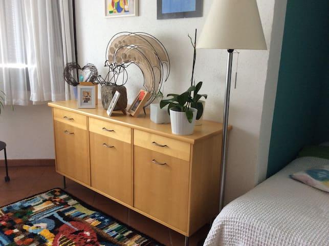 Helles, ruhiges Zimmer im Wienerwald - Mödling - Bed & Breakfast