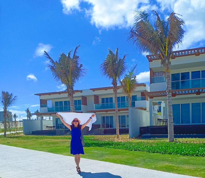 Resort Cam Ranh, Nha Trang 5* - Villa 2BR-7pax