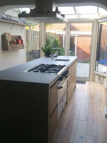 Fabulous home, fully equipped near Amsterdam! - Badhoevedorp - Ev
