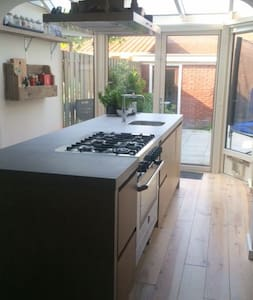 Fabulous home, fully equipped near Amsterdam! - Badhoevedorp - Rumah