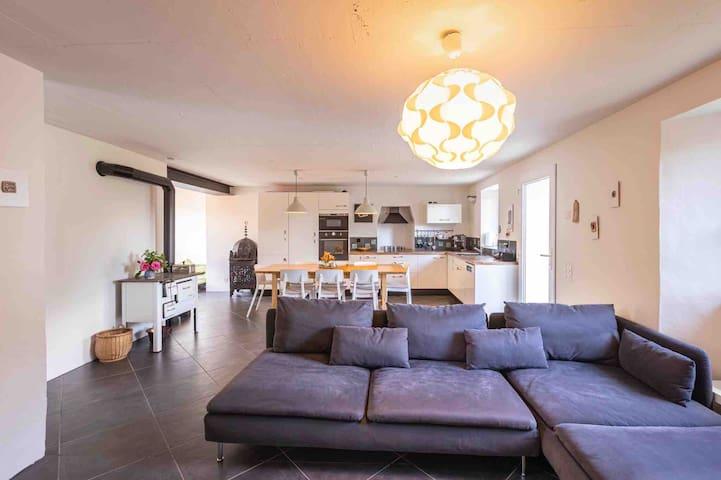 Casa San Rocco, Berzona