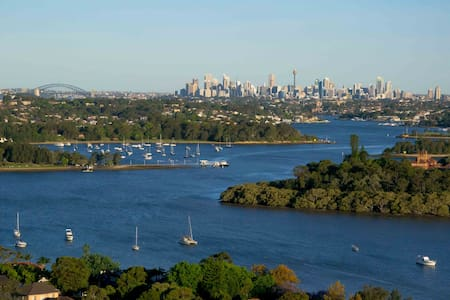 Breathtaking Views of Sydney - Wohnung