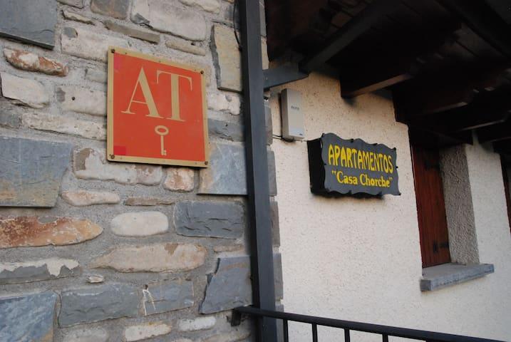 Apartamentos Casa Chorche - Gavín - Byt