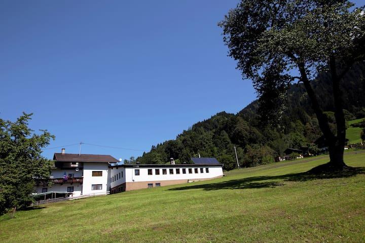 Peaceful Apartment in Hart im Zillertal with Garden