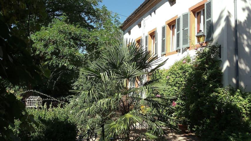 Beautiful house of century 18th