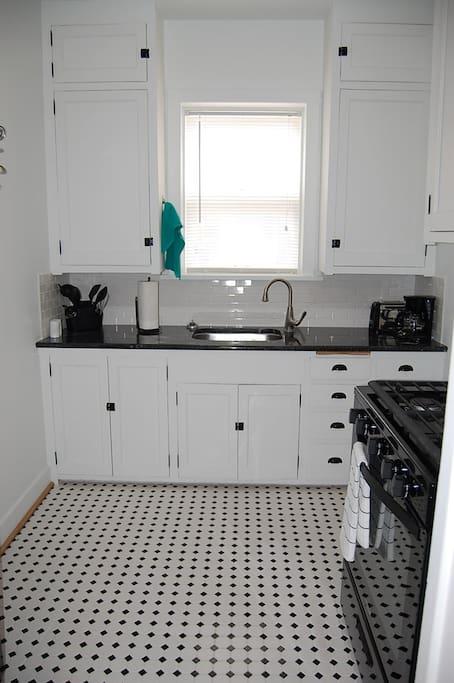 Full updated kitchen