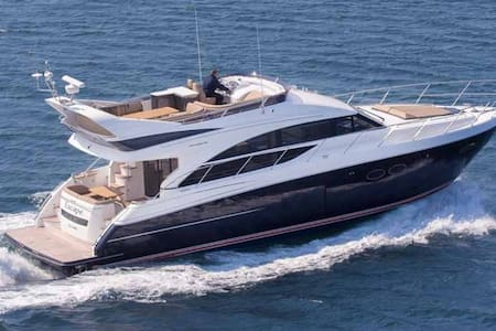 Luxury yacht for rent in Pattaya - Muang Pattaya - Boot