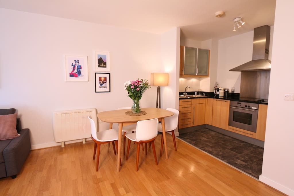 Stylish apartment in Dublin City Centre - Apartments for ...