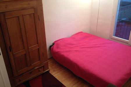 Chambre agréable dans appartement - Montreuil - Apartment