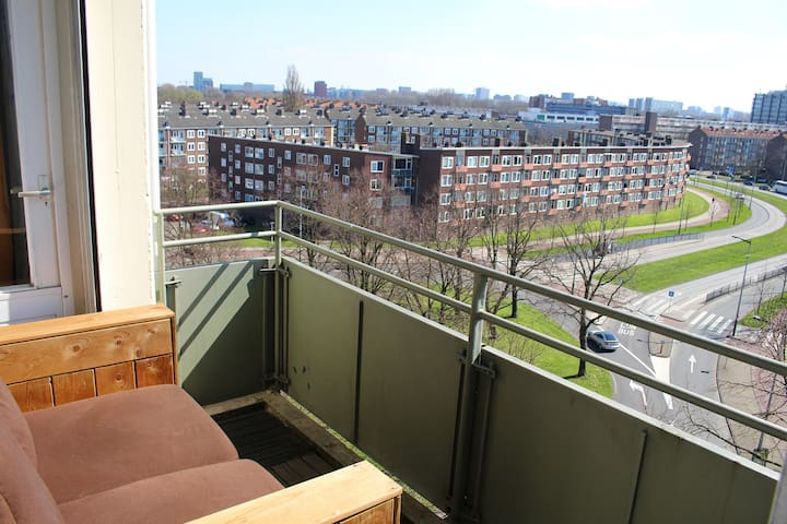 Bright and Roomy appartment in Amsterdam - Amsterdam - Wohnung