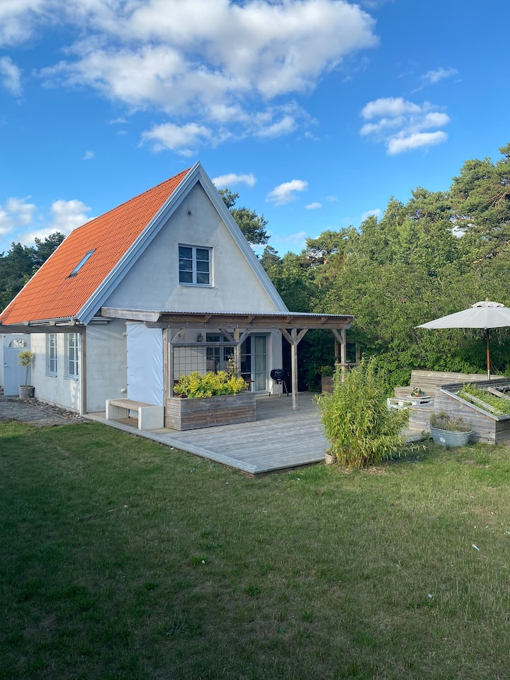 Gästhus i Nybrostrand