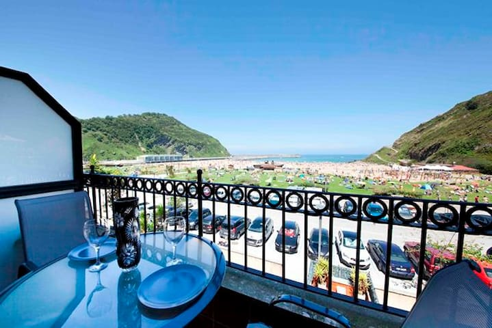 Orio- San Sebastian, on the beach - Orio - Apartment