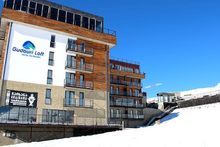 Gudauri Loft**** Apartment #405#