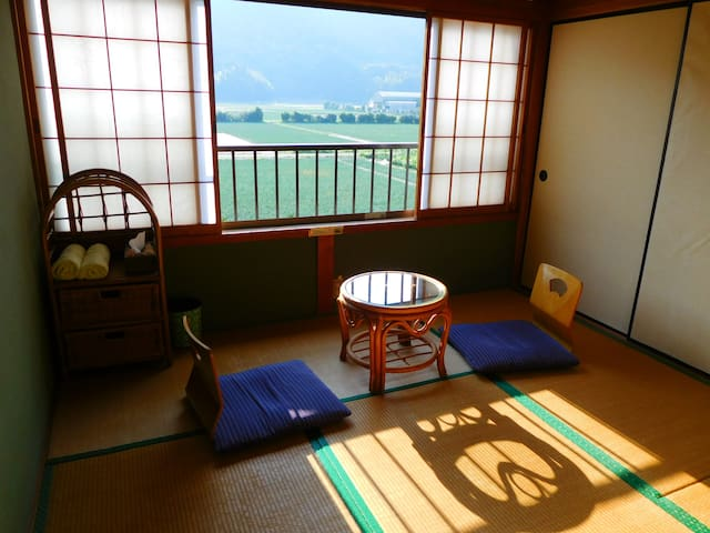 ゲストハウス大岐ビーチ(和室:個室)Guesthouse Oki beach(Private Rm)