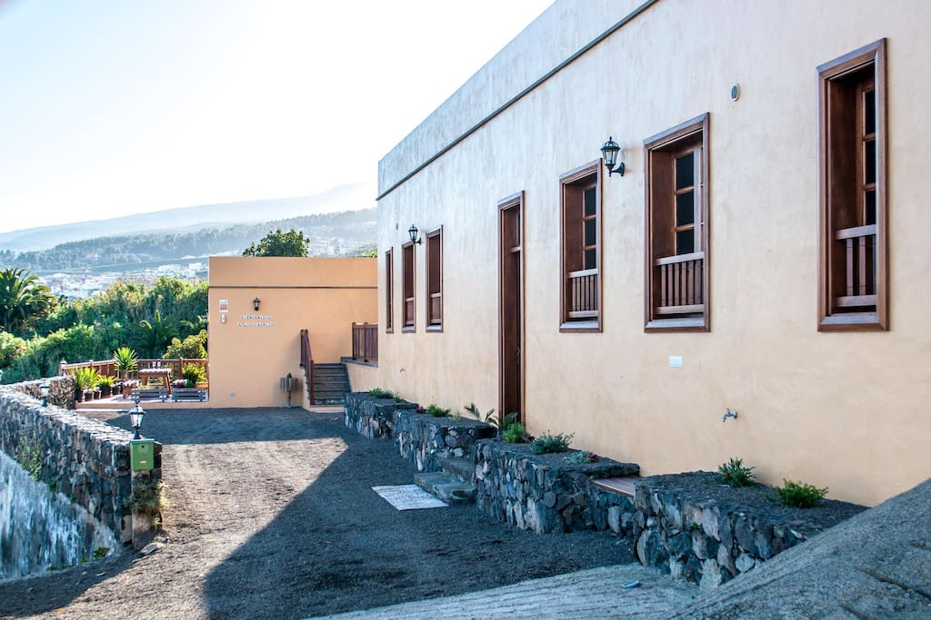 Aparcamiento Exterior Caserio