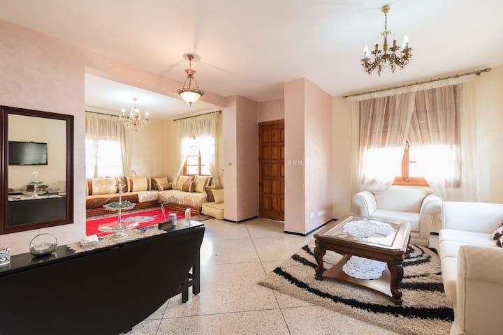 La maison des délices - Casablanca - Villa