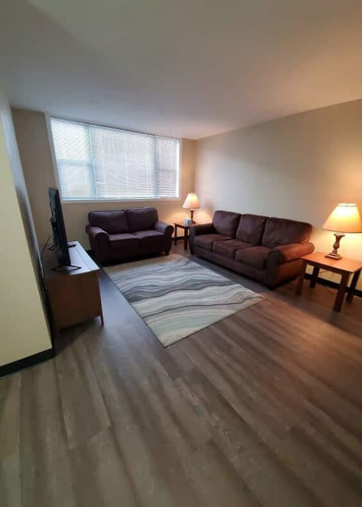 Williston, ND Furnished Apt. Short or long term stay!