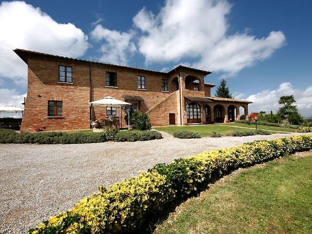 Belvedere Agriturismo Sanguineto - Montepulciano - Huoneisto