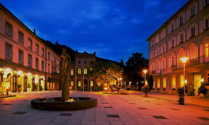 Mokni's Palais Hotel&SPA-Wellnesshotel Schwarzwald